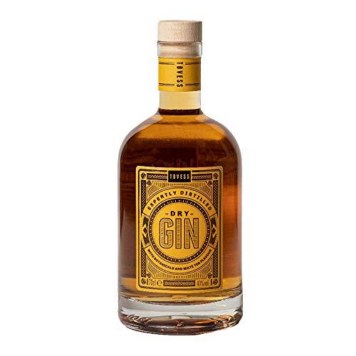 Tovess Dry Gin aromatizzato al Tè Mate, 70cl