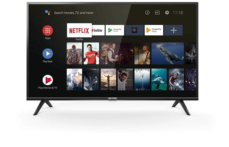 """Smart TV TCL 40"""" Full HD 189€"""