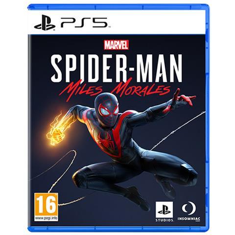 Marvel's Spider-Man Miles Morales per SONY Playstation 5