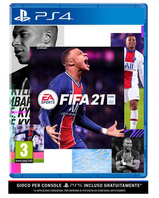 FIFA 21 per PS4/Xbox One