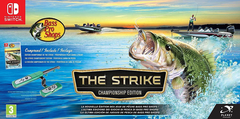 The Strike Nintendo Switch 19.9€