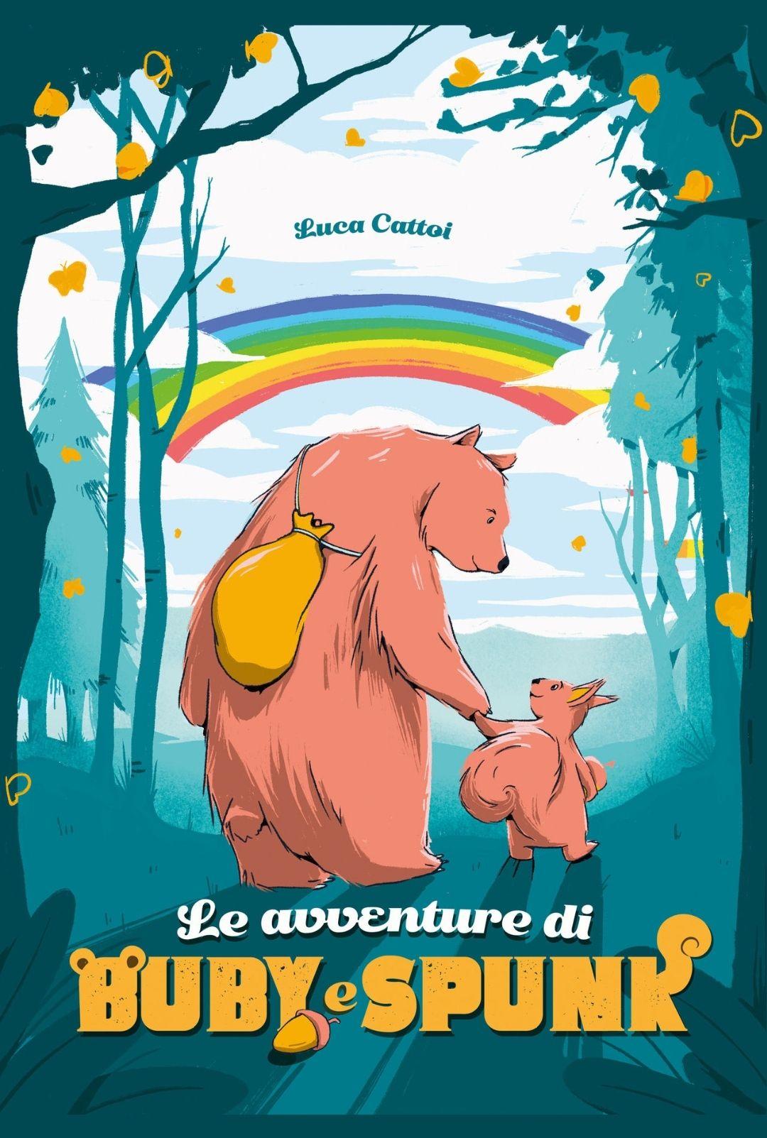 Libro per bambini: Le avventure di Buby e Spunk (Kindle)