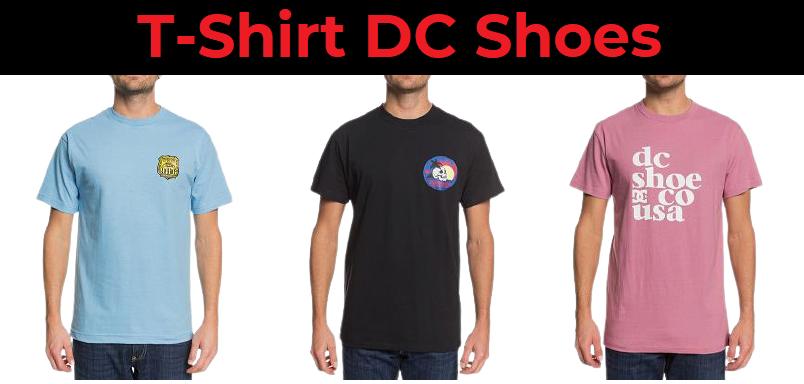 T-Shirt da DC Shoes a partire da 9€