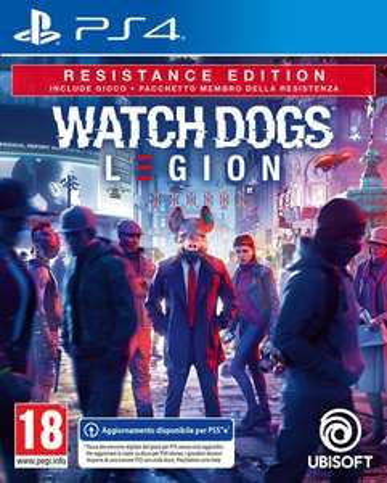 Watch Dogs Legion - PlayStation