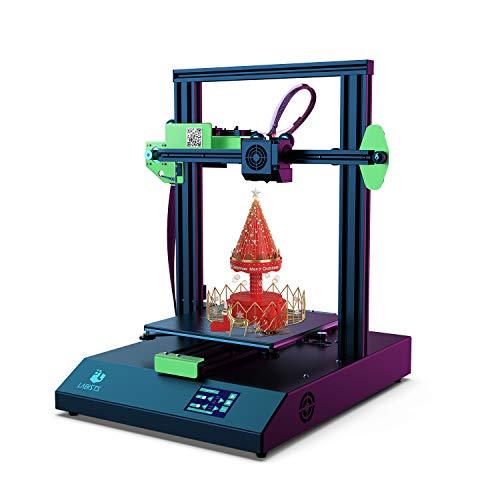 Stampante 3D, Stampante con Schermo a Colore Smart Touch, Supporta Livellamento Automatico, Stampa Online/Offline 3D Printer