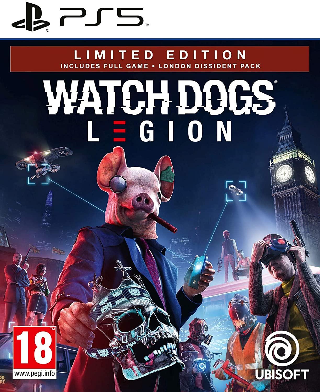Watch Dogs Legion Limited Edition 39.9€