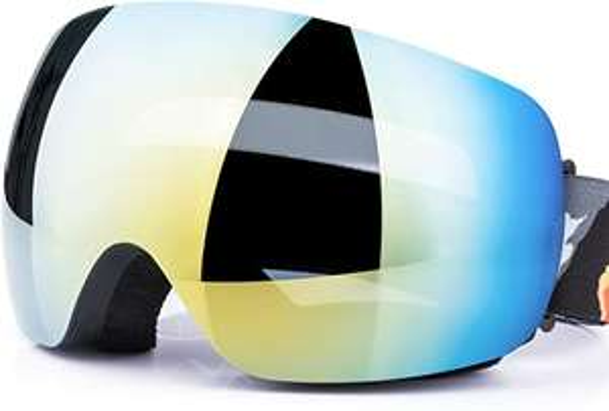 Occhiali da Sci UV400 Unisex 8.6€
