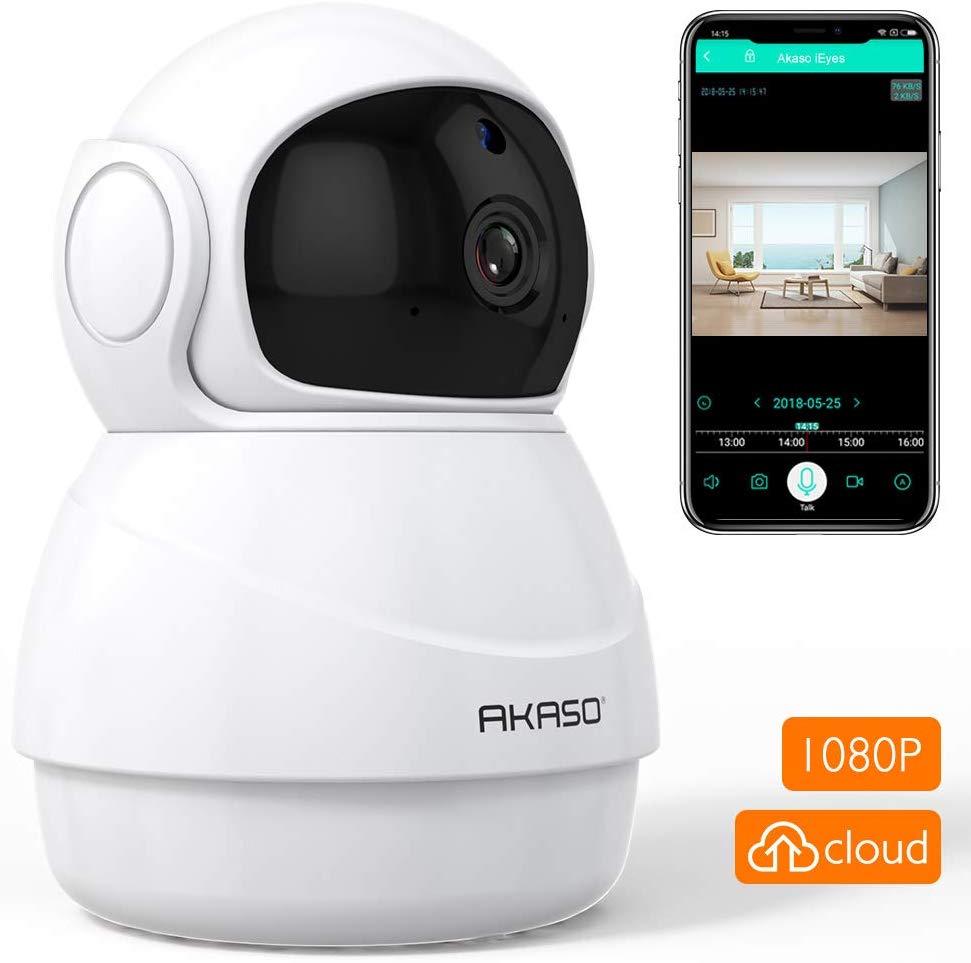 Camera Vigilanza 1080 FHD - 360º 19.9€