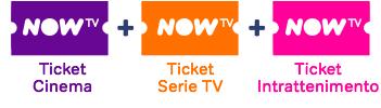 Now TV prova 14 giorni intrattenimento + serie TV + cinema