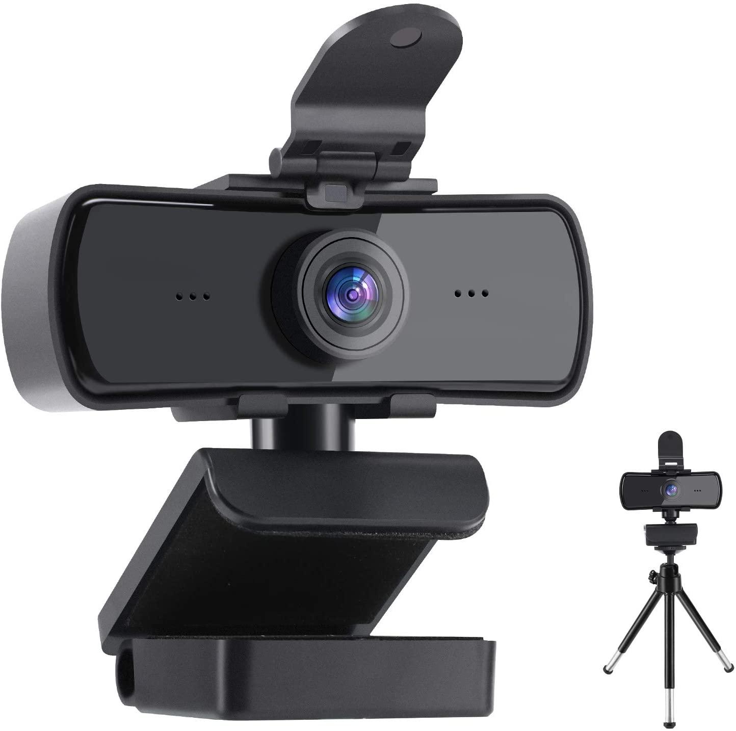 Webcam 2K + Treppiede 9.9€