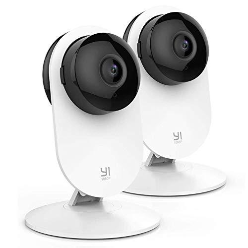 YI Home Camera 1080p Kit da 2