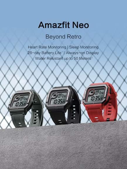 Amazfit Neo [Spedizione da Spagna]