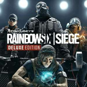 Rainbow SIX Siege Deluxe Edition PS4