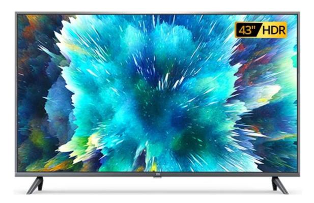 "Xiaomi Mi TV 43"" 4K Android 259€"