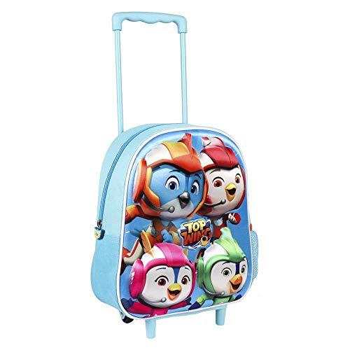 Zaino trolley per bambini