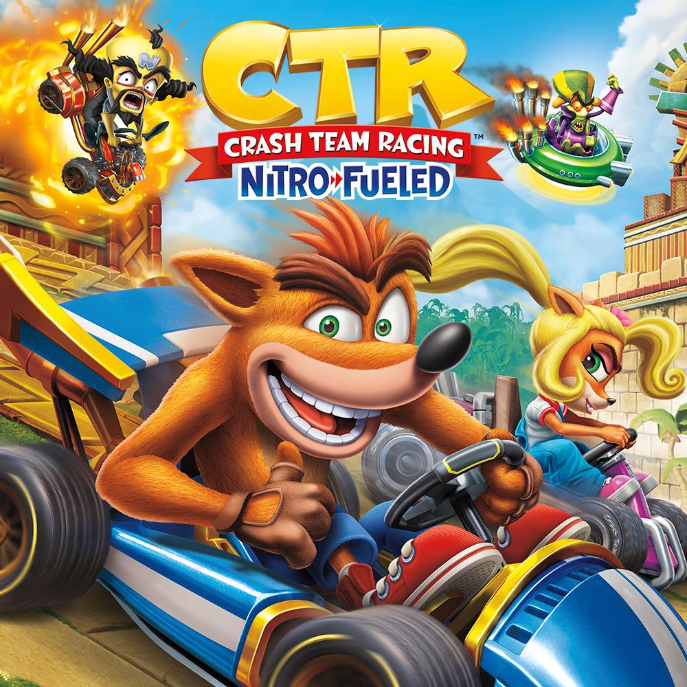 Crash Racing Nintendo Switch 19.9€