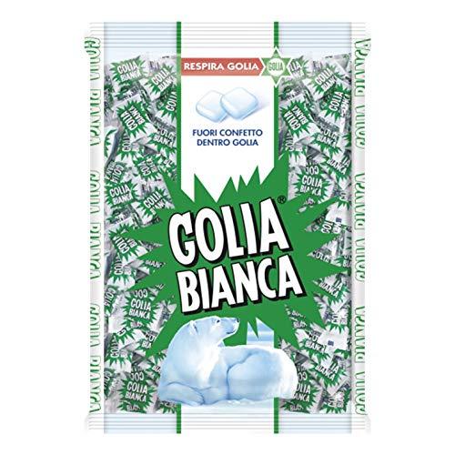Golia Bianca, Busta da 1 Kg Formato Scorta