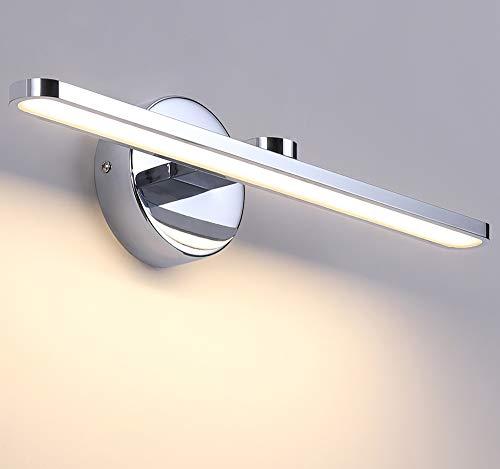 Applique LED 11W 40cm - 3000k in alluminio
