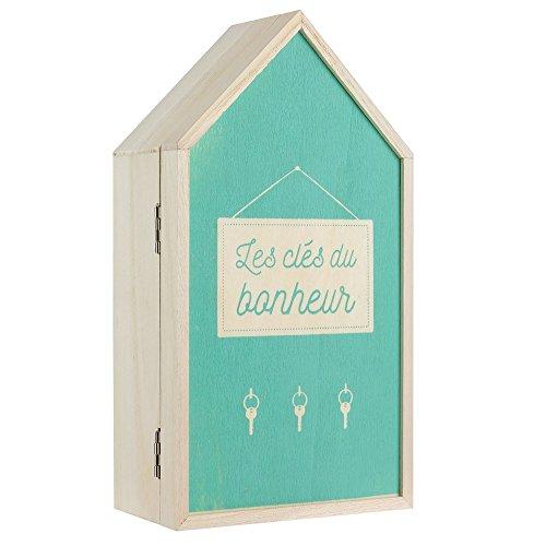 Key house - Casetta per le chiavi in legno