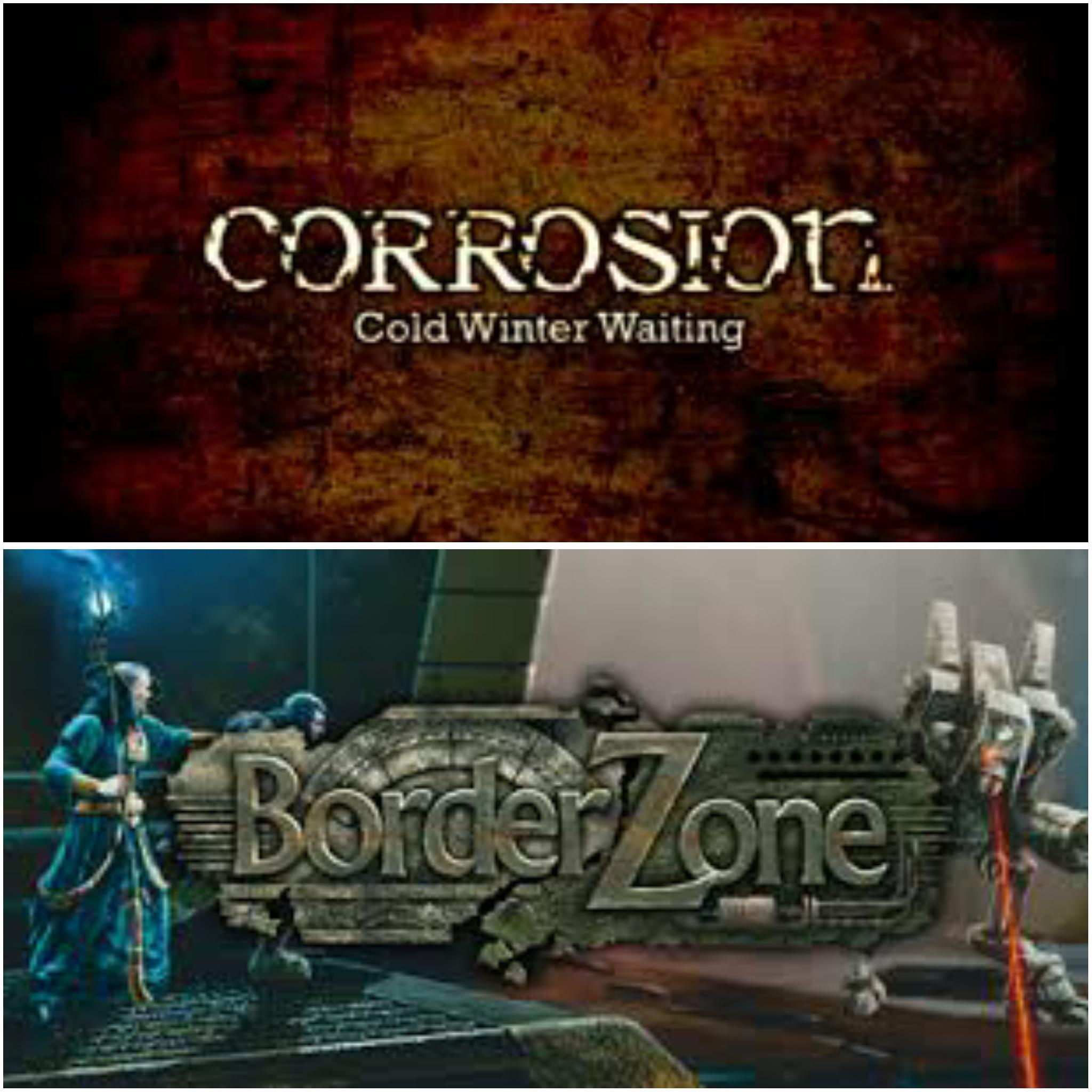 """Indiegala - Giochi PC Gratis - """"Corrosion: Cold Winter Waiting"""" e """"BorderZone"""""""