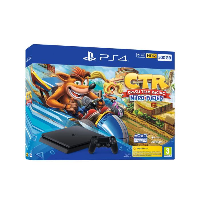 SONY PS4 + Crash Team Racing