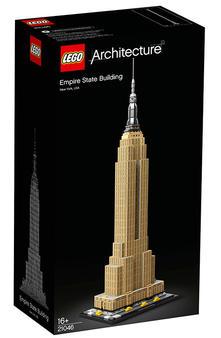 LEGO Architecture - Empire State Building