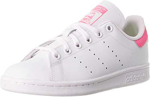 Adidas Stan Smith J, Scarpe da Ginnastica Unisex-Bambini 36-38