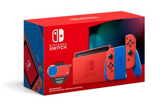 [Preordine] Nintendo Switch Edizione Speciale Mario