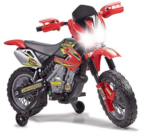 Motorbike Cross 6V FEBER 59€