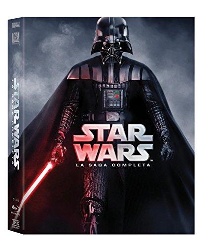 Star Wars - La Saga Completa (Box 9 Blu-Ray)