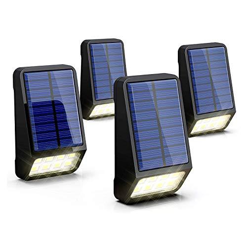 Luci Esterno Energia Solare 6000k ip65