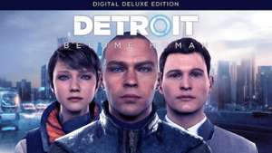 Detroit: Become Human Digital Deluxe Edition +Heavy Rain PS4