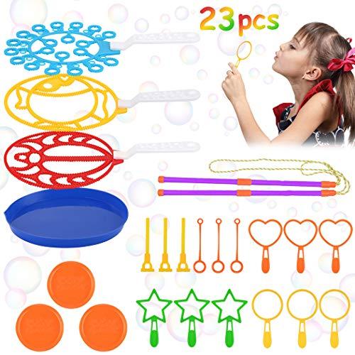 ZOYLINK 23PCS Bacchetta per Bambini (Colore Casuale)