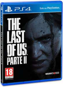 The Last Of Us Part II PS4 26.9€