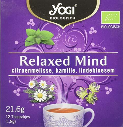 YOGI Relaxation 12 filtri