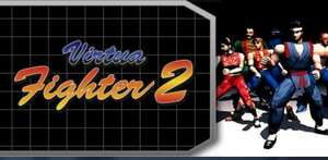 Virtua Fighter 2 Gratis per Steam