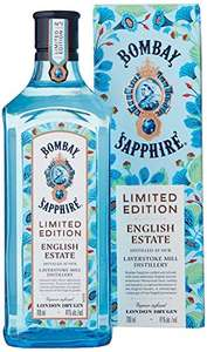 Bombay Sapphire London Dry Gin, English Estate Limited Edition da 70 cl