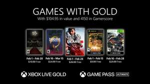 Xbox Games with Gold - Febbraio 2021 (Gears 5/ Resident Evil/ Dandara/ Lost Planet 2/ Indiana Jones & The Emperor's Tomb)
