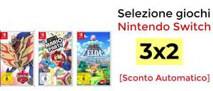 3x2 giochi Nintendo Switch