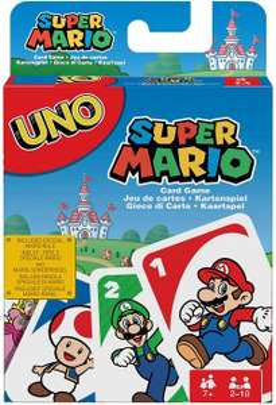 Carte da UNO Super Mario Bros