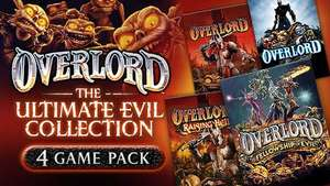 Overlord: Ultimate Evil Collection Steam Key
