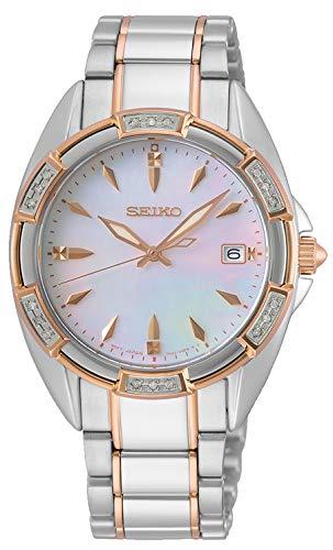 Orologio Seiko da donna con cinturino in acciaio - SKK878P1