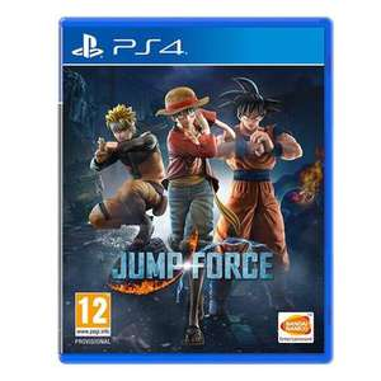 Jump Force - Gioco Playstation 4