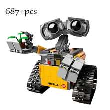 Replica Wall-E Costruzioni 687pezzi