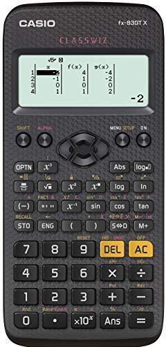 Calcolatrice scientifica Casio - fx-83GTX
