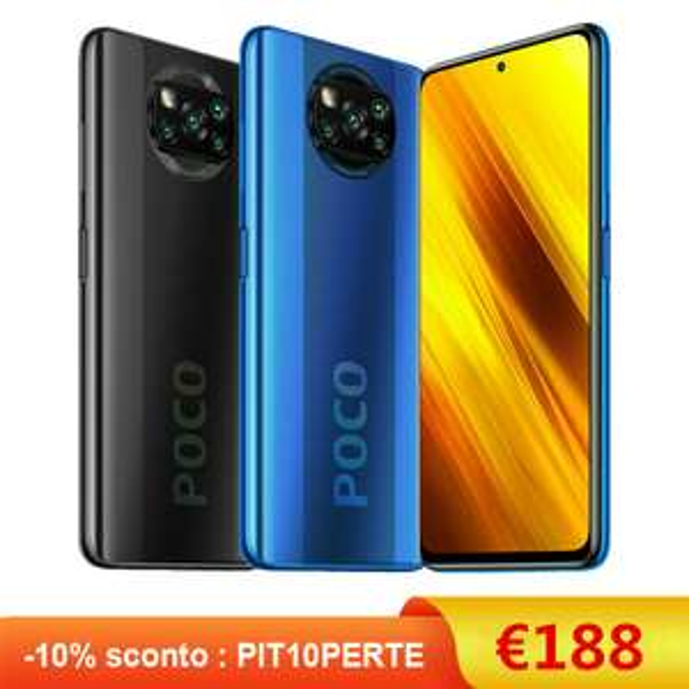 Xiaomi Poco X3 NFC 6GB 128GB
