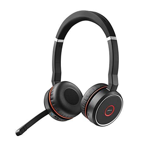 Cuffie Bluetooth con microfono - Jabra Evolve 75 UC