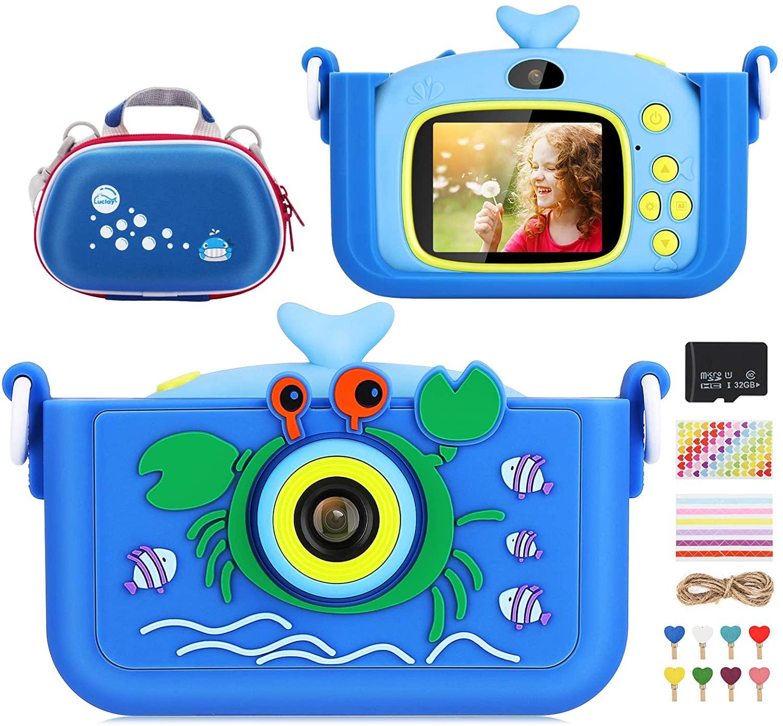 Fotocamera Bambini + SD 32GB 0.33€