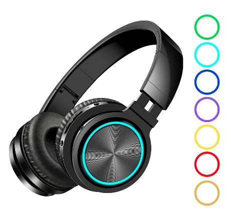 Cuffie Bluetooth RGB BlitzWolf 13.1€