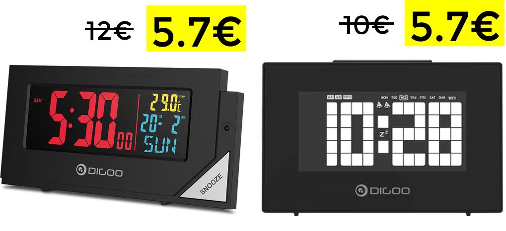 Sveglia Full Color 5.7€
